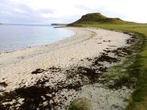 Escocia Coral Beach