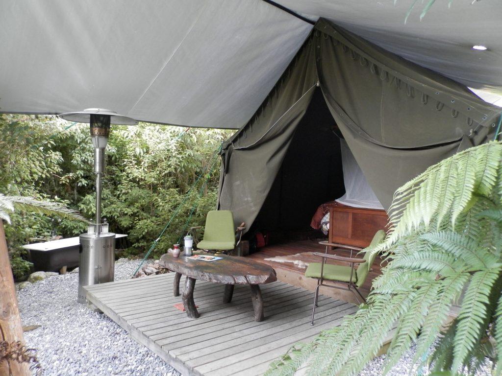 Nueva Zelanda Kaniere Tailings