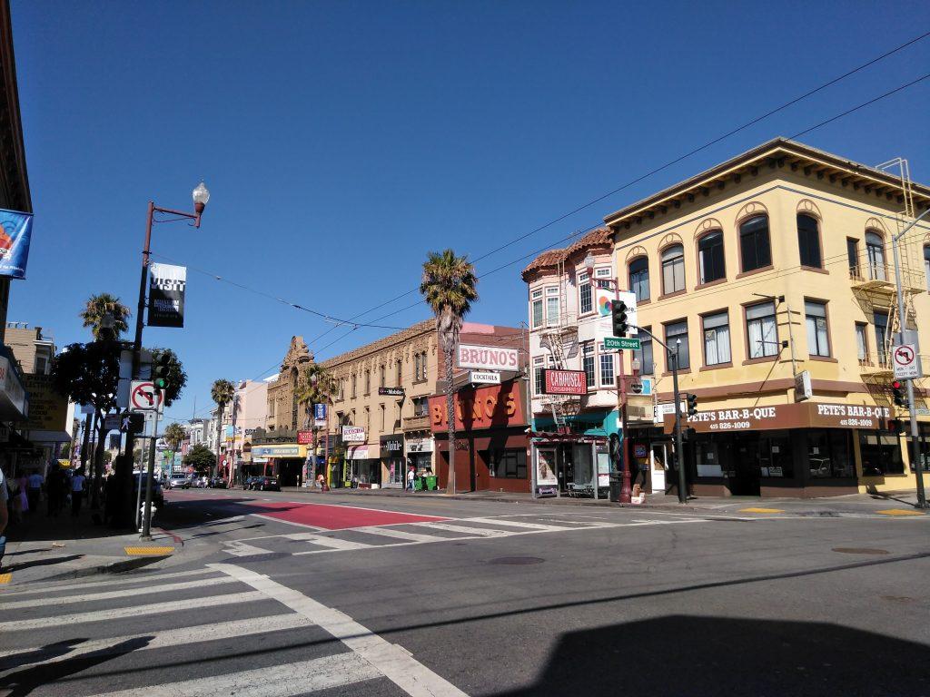 Barrio de Castro, San Francisco