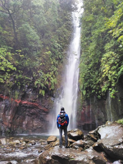 Cascada das 25 Fontes, Madeira