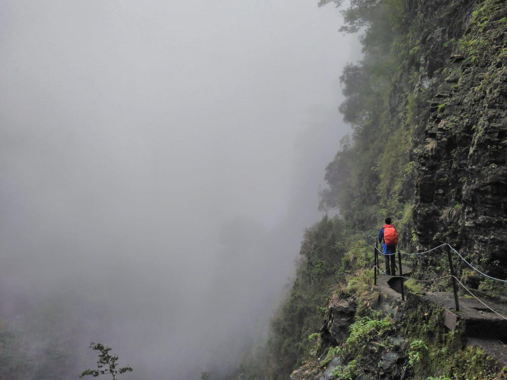 Levada do Caldeirão Verde y Caldeirão do Inferno, Madeira