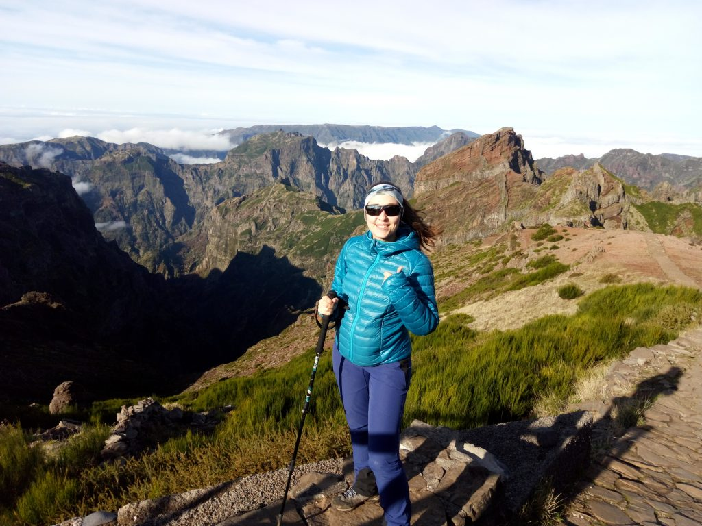 Mirador do Pico Arieiro, Madeira