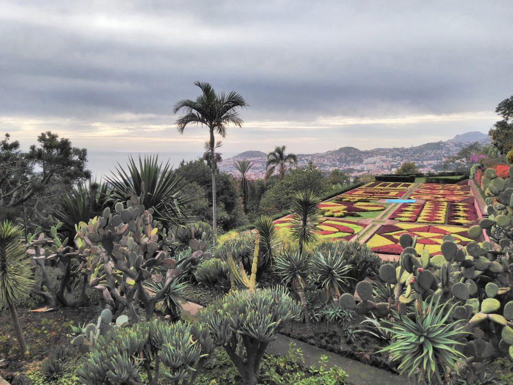 Jardín Botánico de Funchal, Madeira