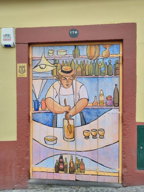 La Poncha, la bebida típica de Madeira