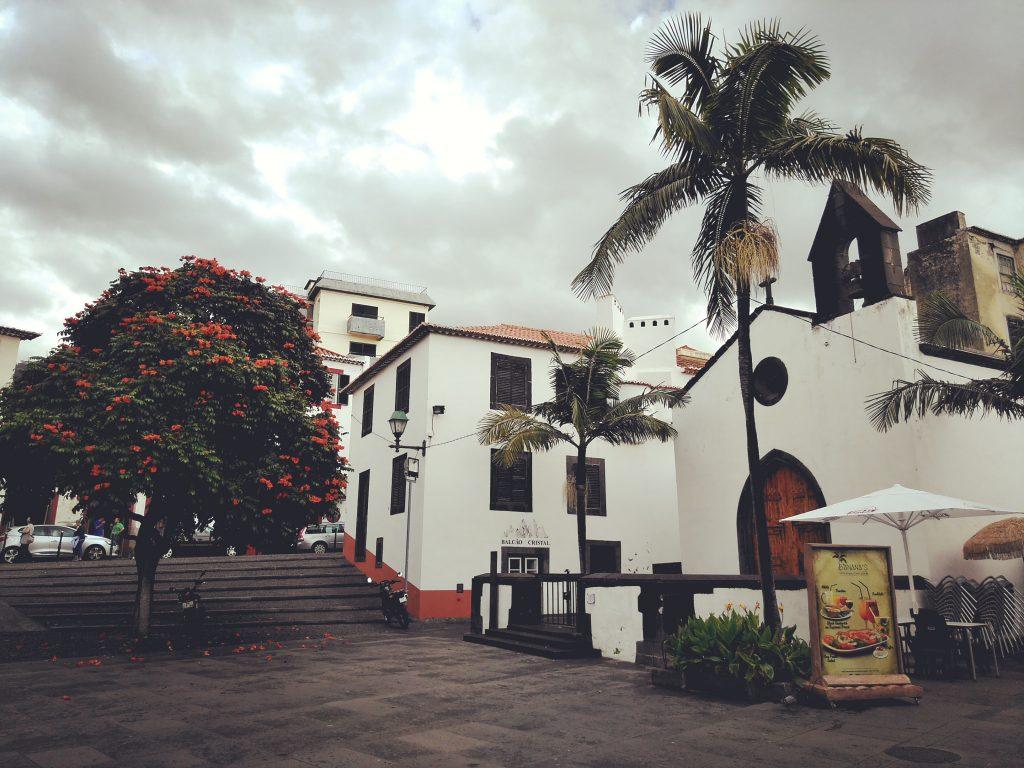 Zona Velha en funchal Madeira