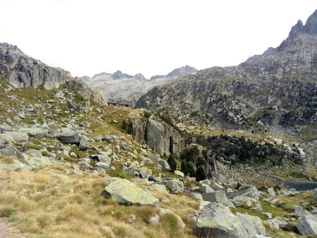 Pirineos, Refugio Ventosa i Calvell