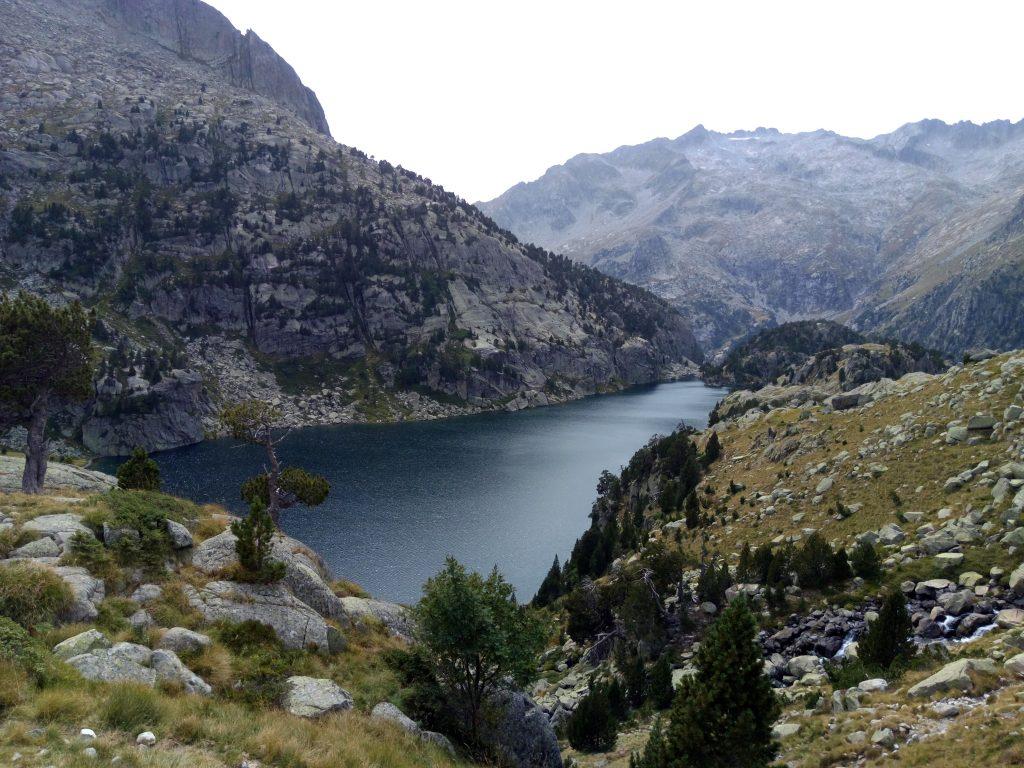 Pirineos, Estany Negre