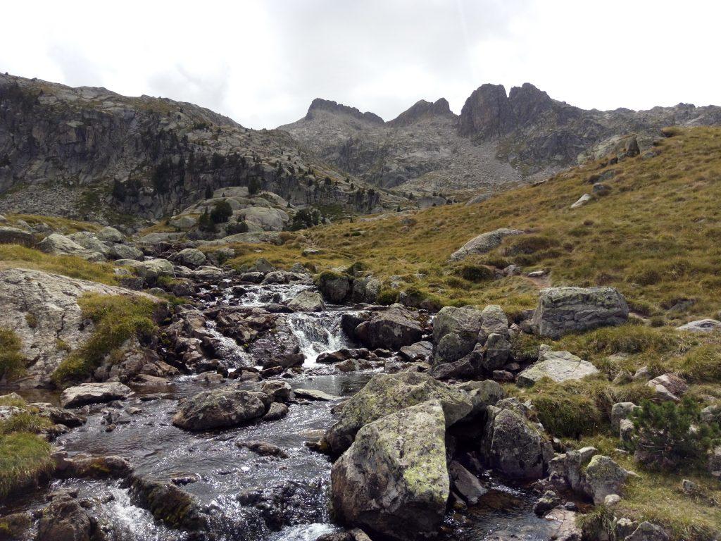 Pirineos, Circo de Colomèrs