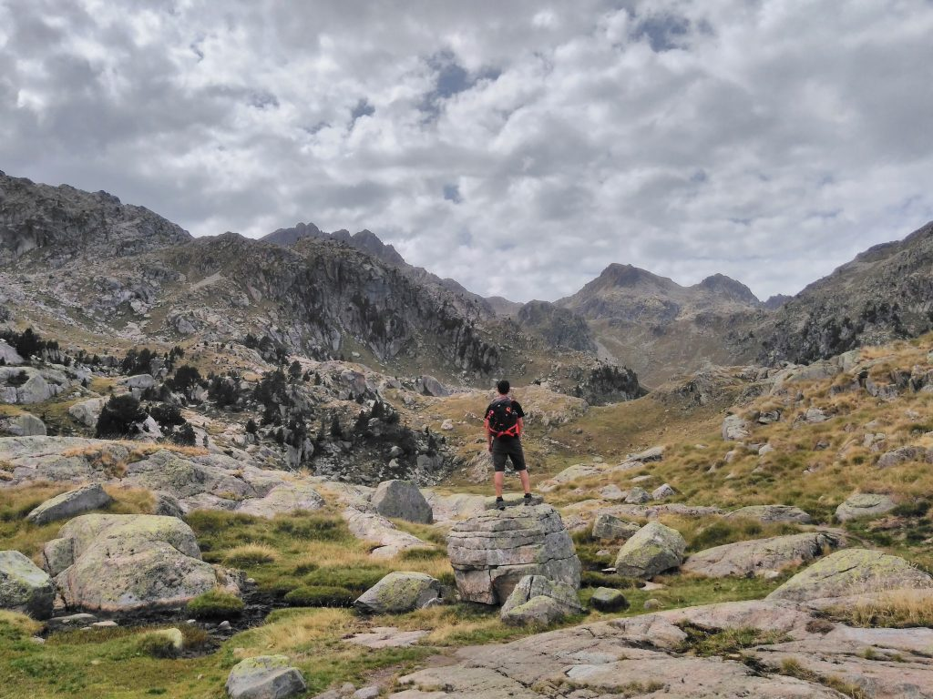 Pirineos, Circo de Colomers