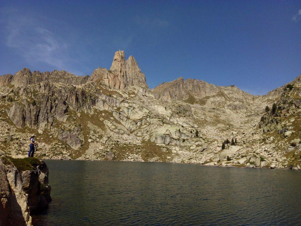 Pirineos, Las Agujas de Amitges