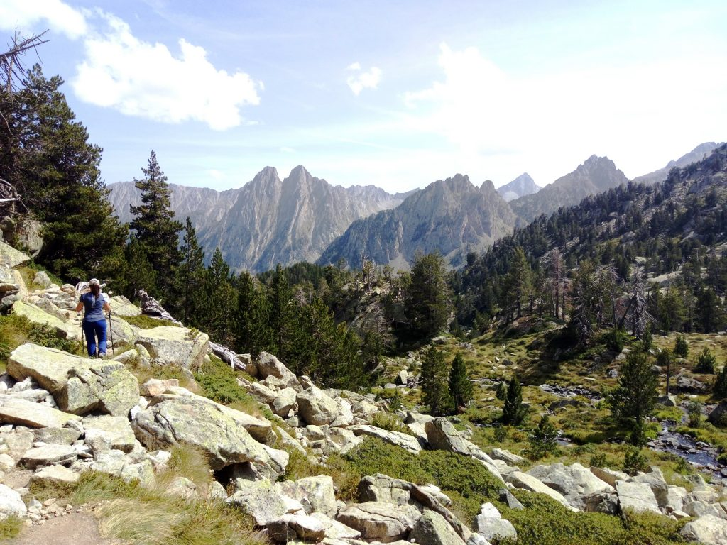 Pirineos, Les Encantats