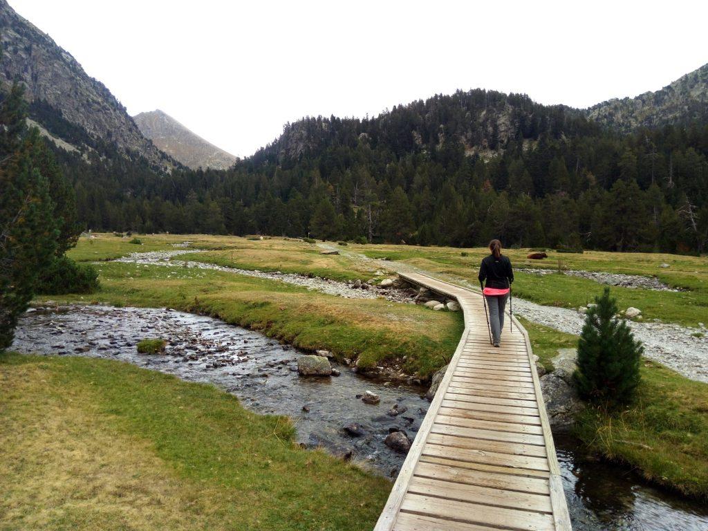 Pirineos, Planell de Aigüestortes