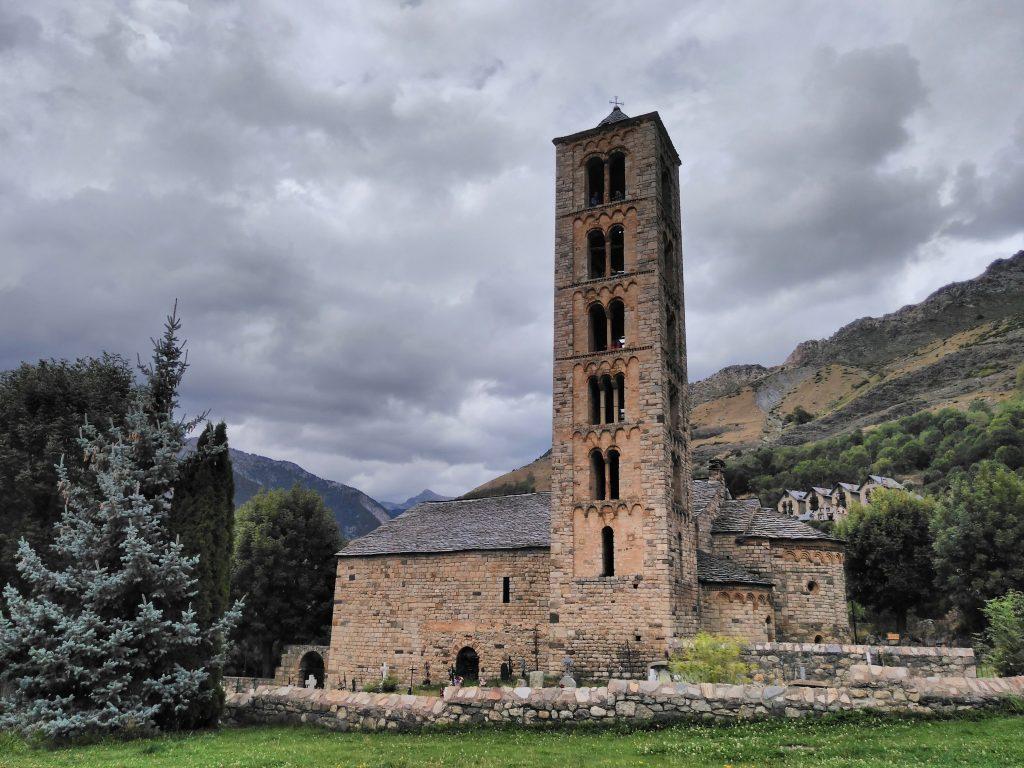 Sant Climent de Taüll, Vall de Boí