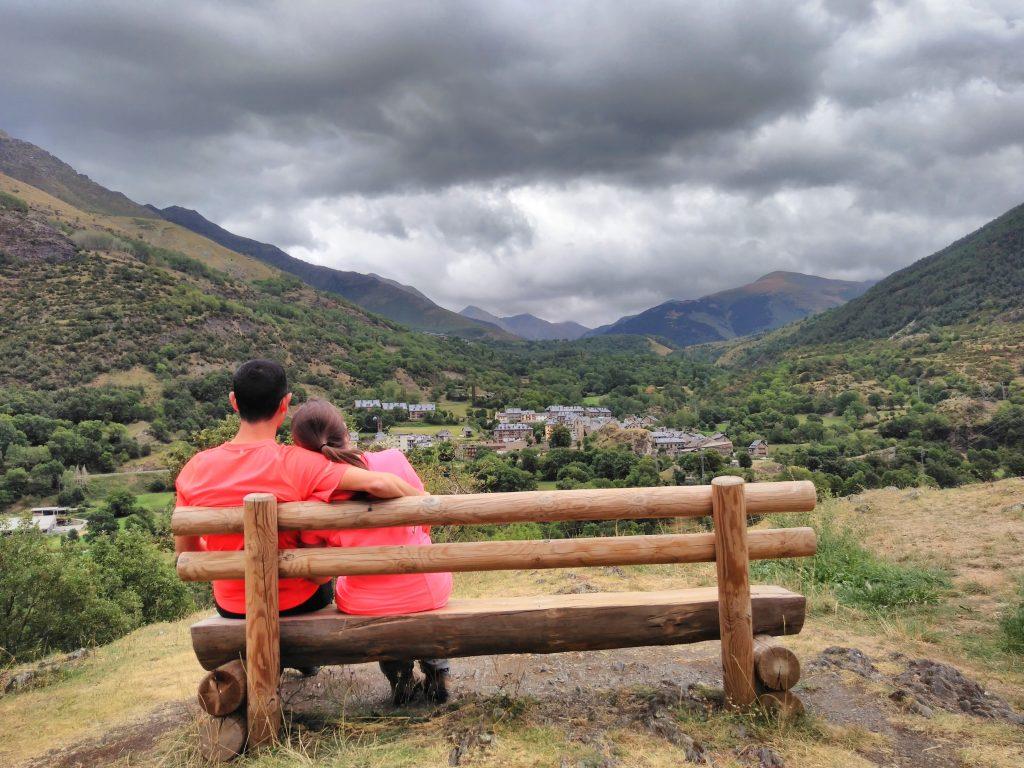 Rinconcito en Erill la Vall, Vall de Boí