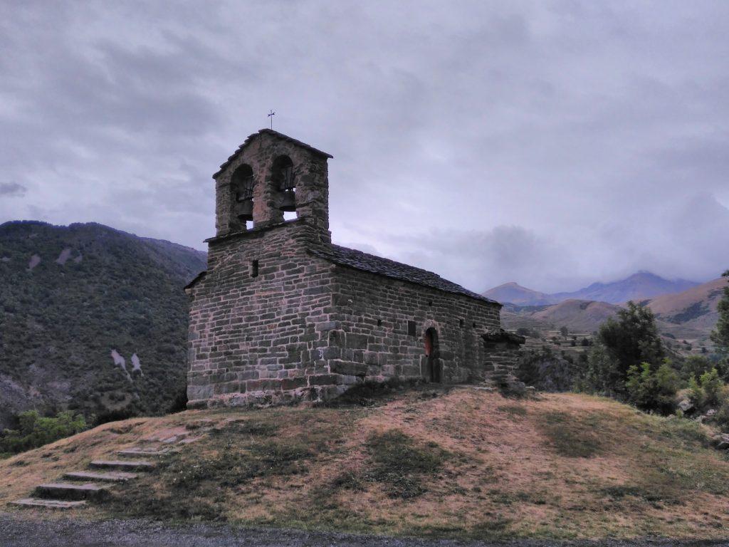 Sant Quiric de Durro, Vall de Boí
