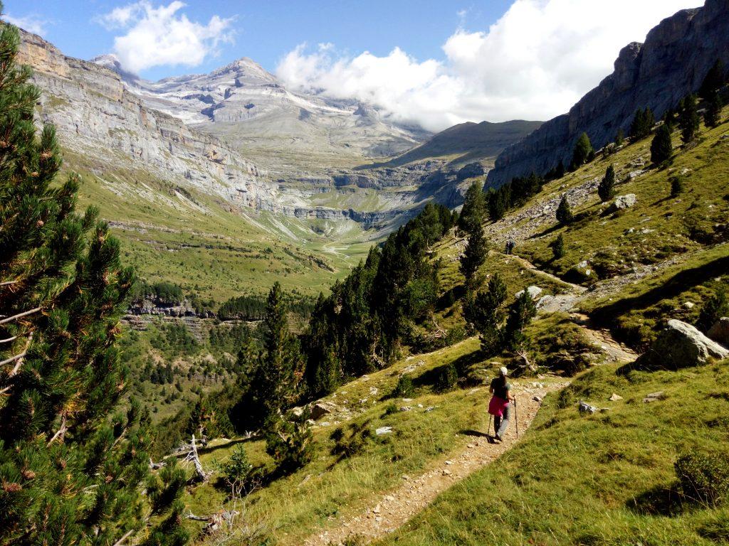 Pirineos, Faja Pelay, Cañón de Ordesa