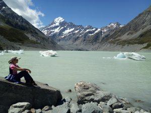 Glaciar Hooker