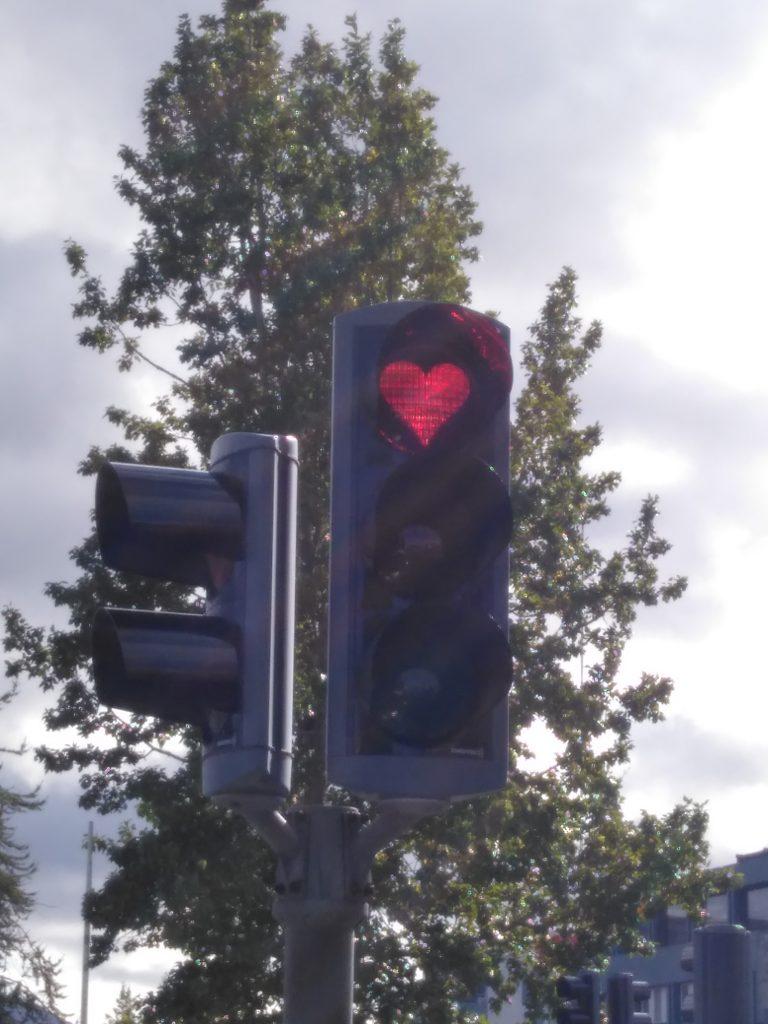 Semáforo islandés