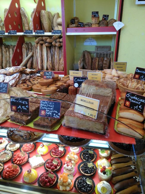 Pastelería francesa, Occitania