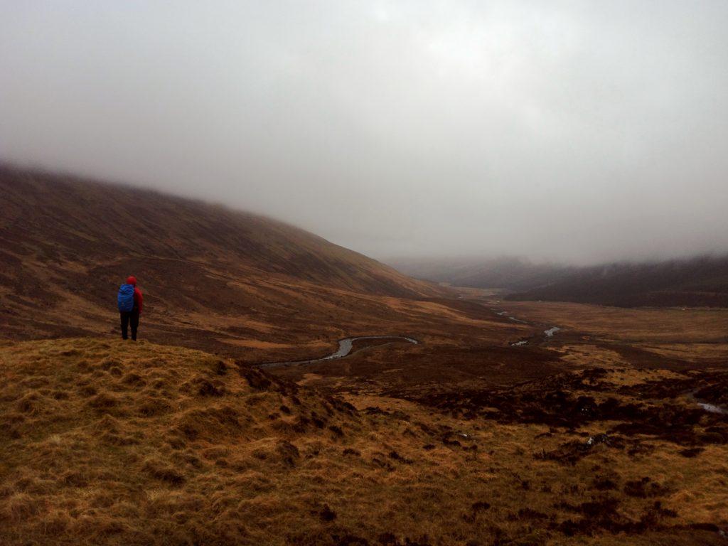 Escocia Glen Brittle