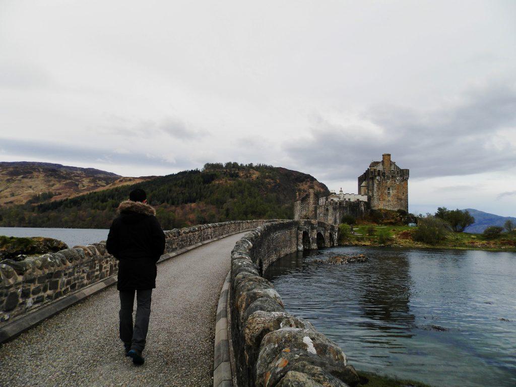 Escocia Eilean Donan Castle