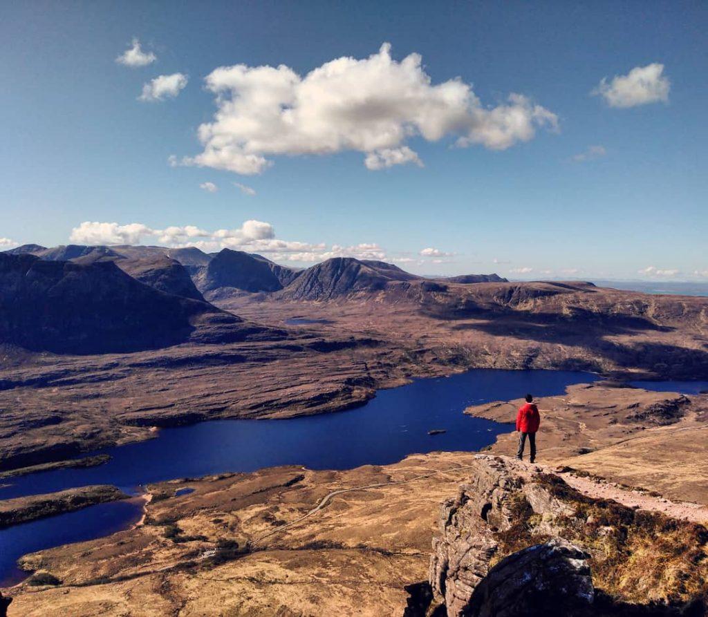 Escocia Stac Pollaidh