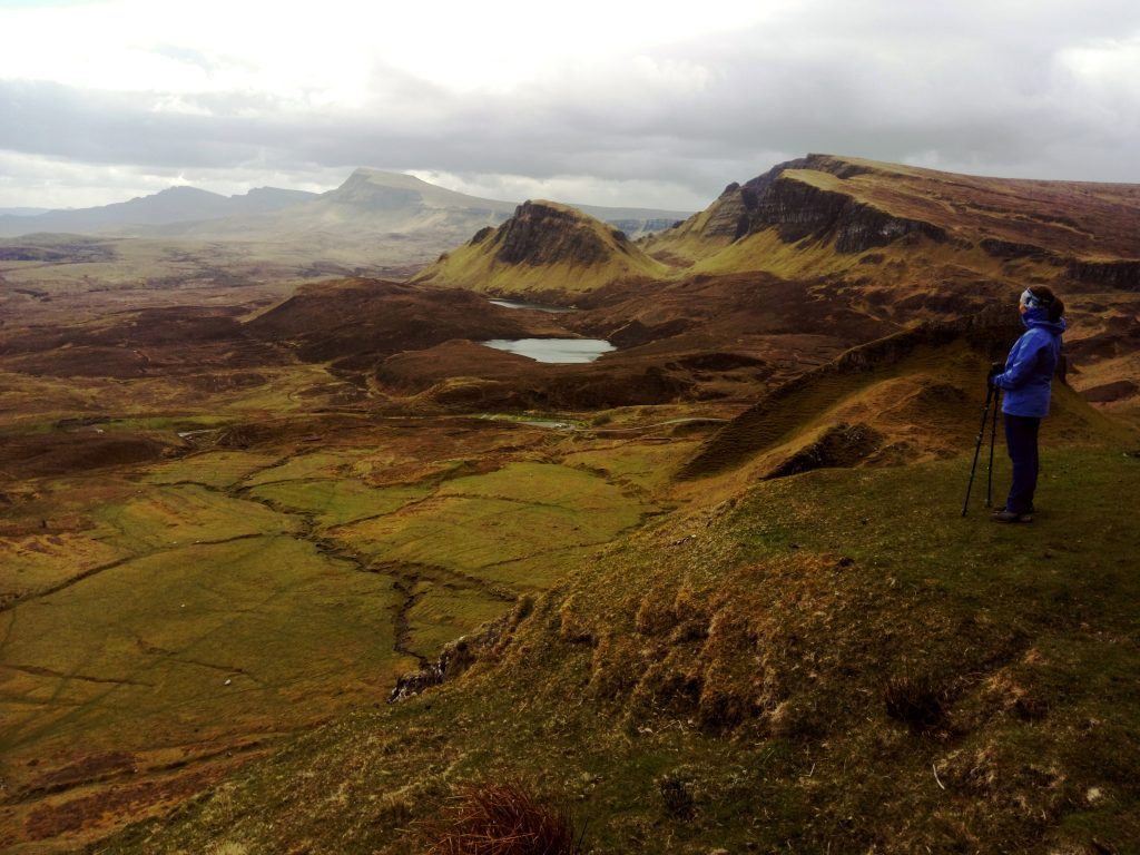 Escocia The Quiraing