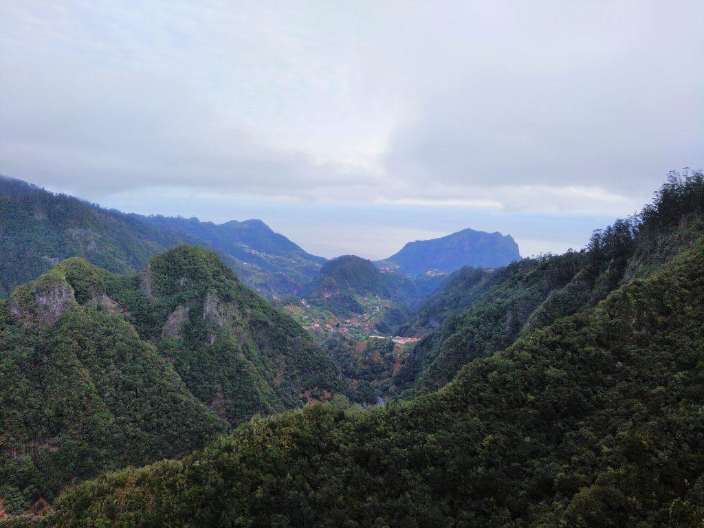Mirador dos Balcões, Madeira