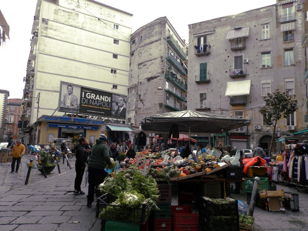 Mercado Pignasecca