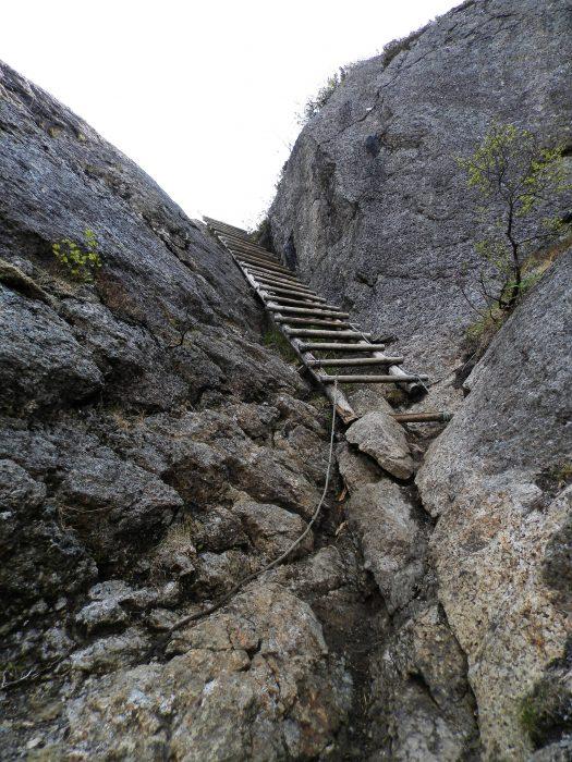 Noruega Islas Lofoten Ruta Nesland-Nusfjord