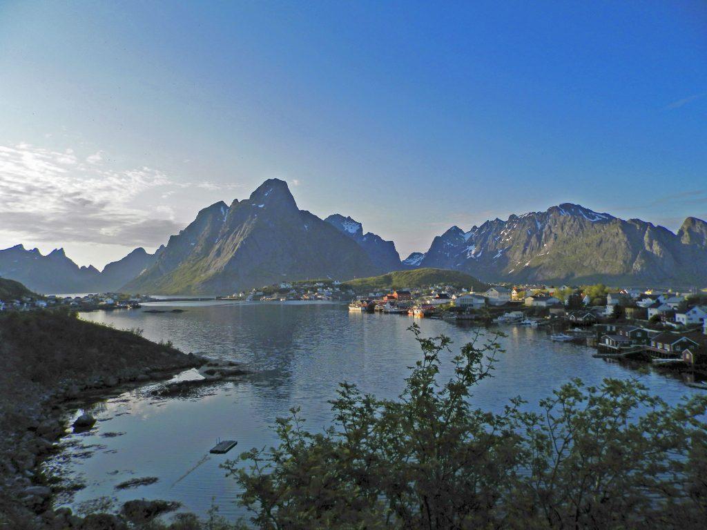 Noruega Islas Lofoten Reine