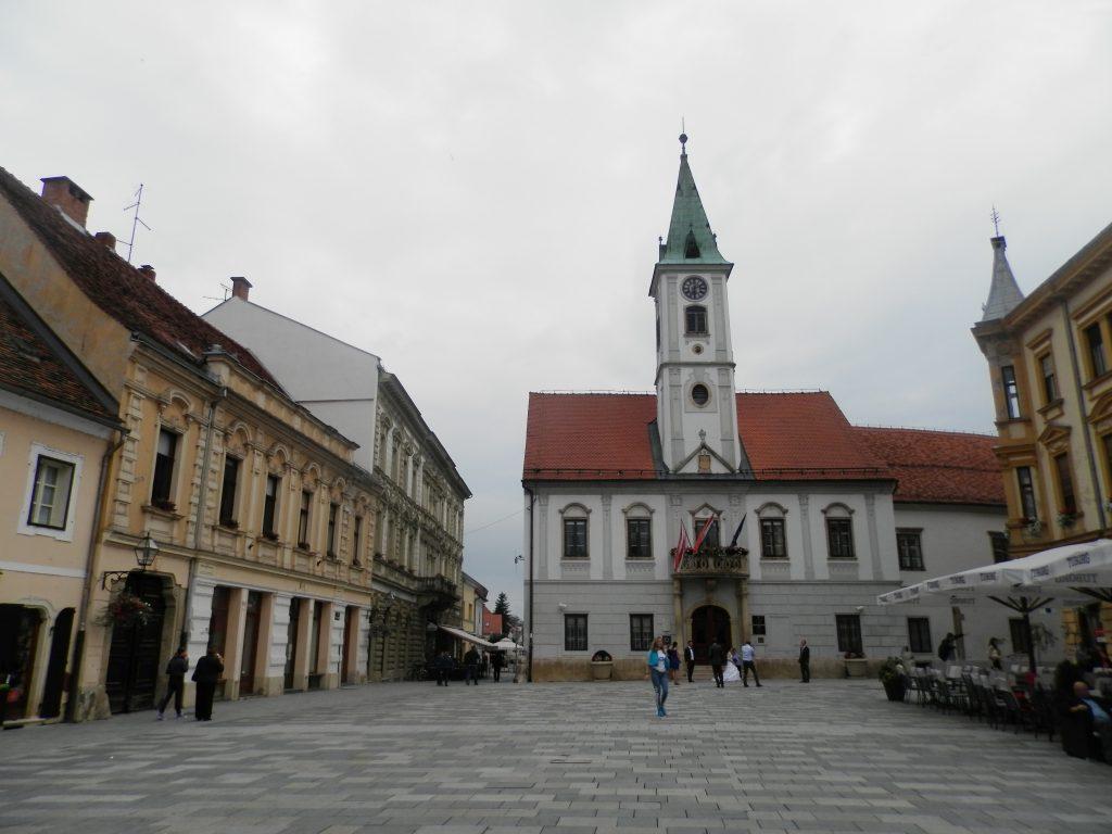 Ayuntamiento de Varazdin, Croacia