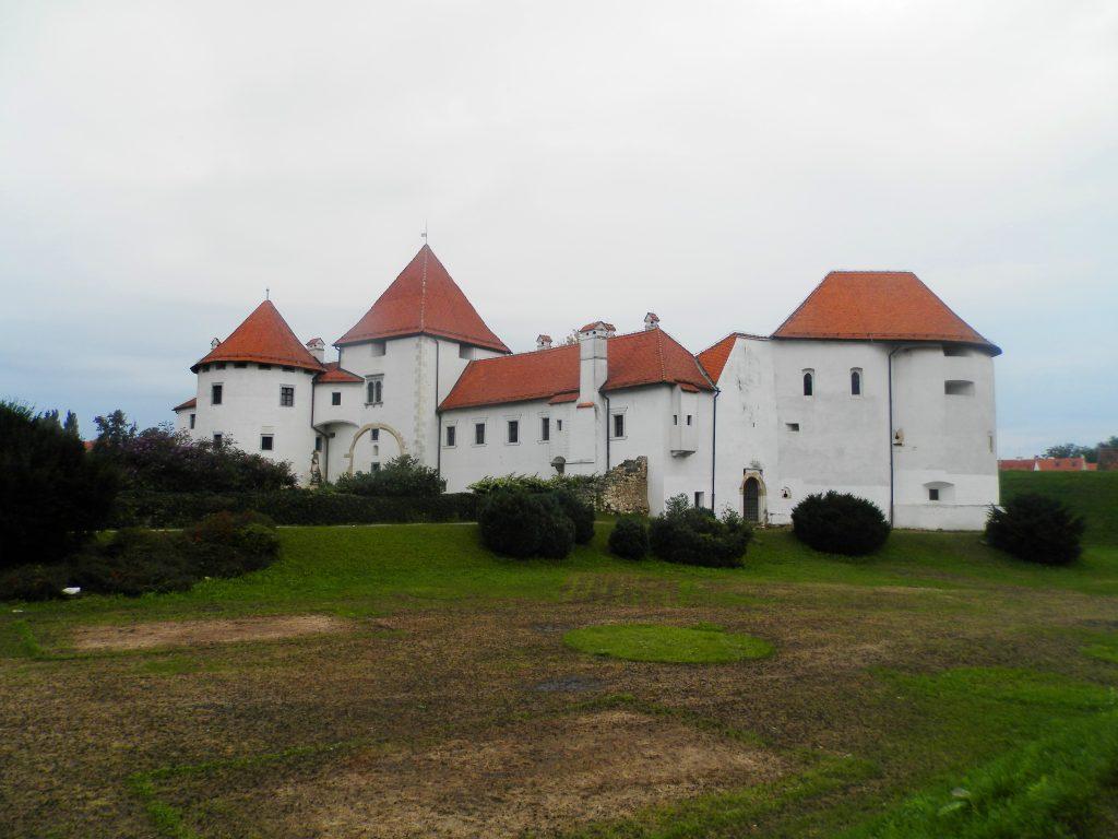 Castillo de Varazdin, Croacia