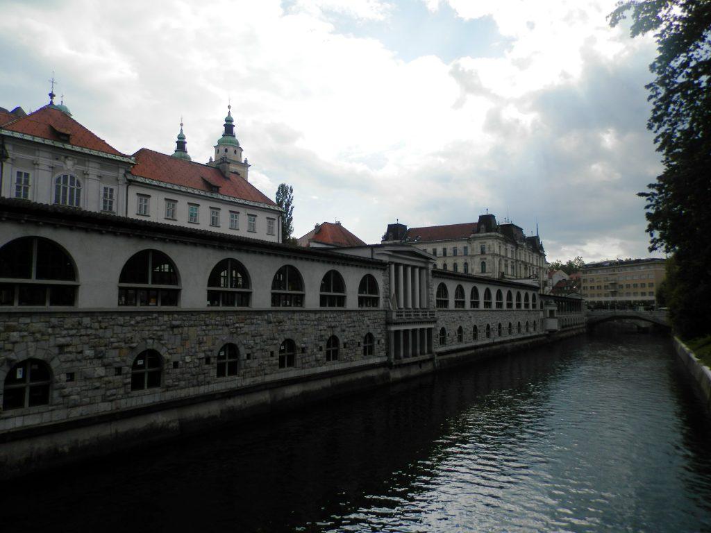 Cruza todos los puente de Ljubljana, Eslovenia