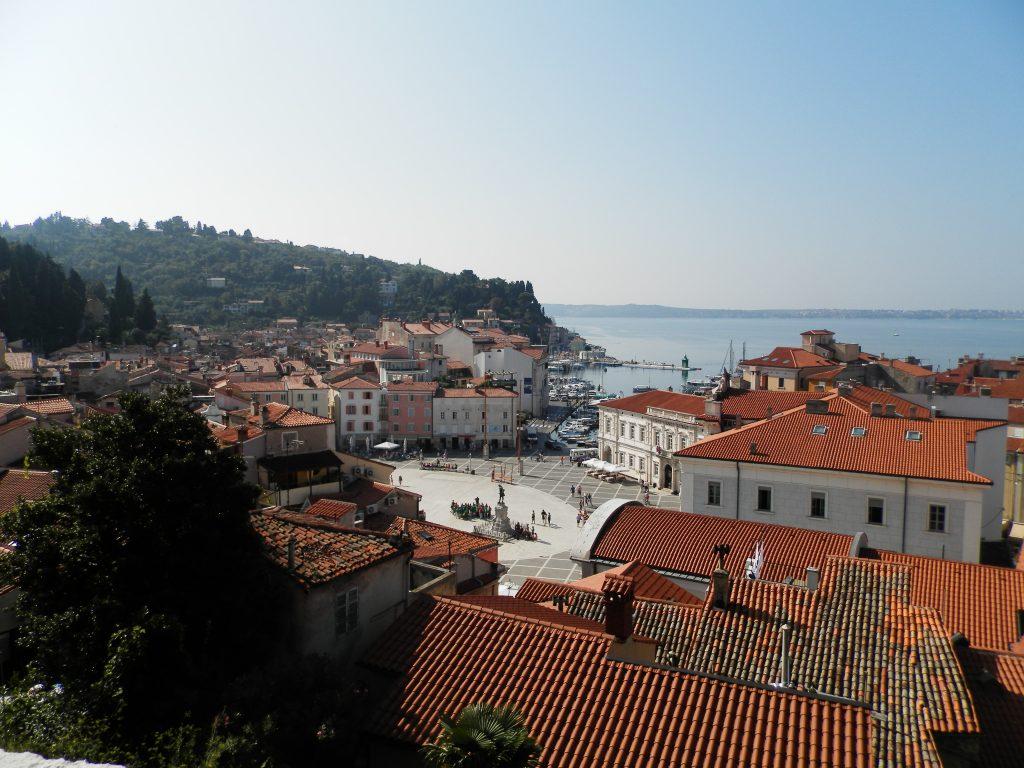 Piran, Península de Istria, Eslovenia