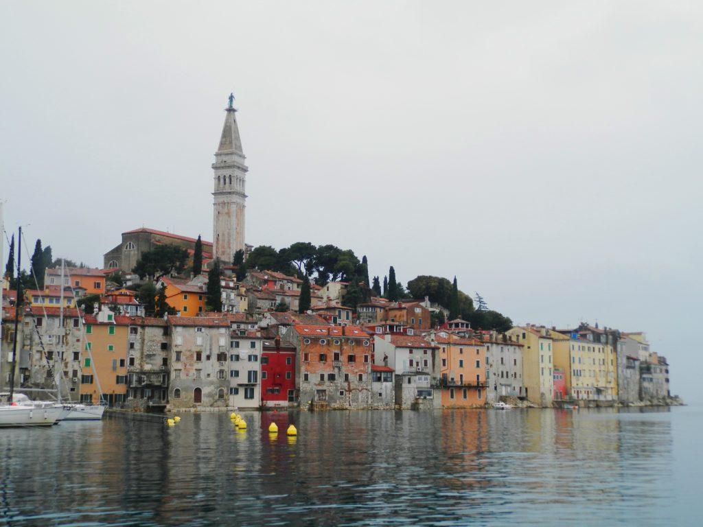 Rovinj. Península de Istria, Croacia.