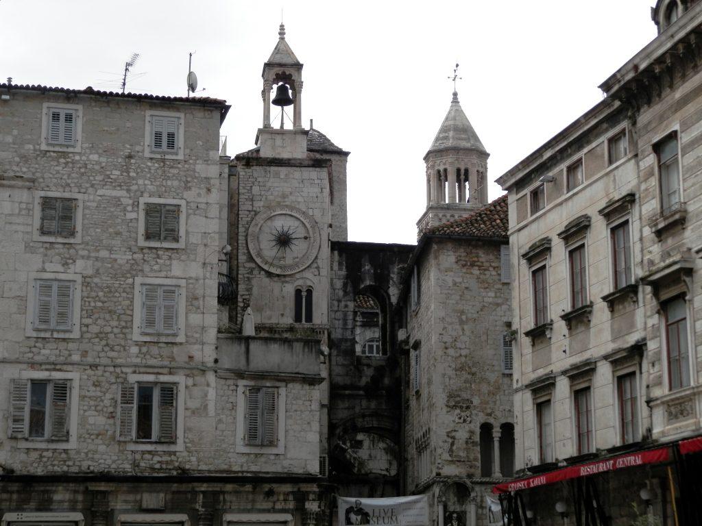 Palacio de Diocleciano, Split, Croacia