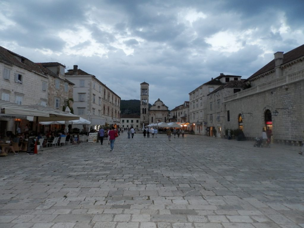 Hvar, isla de Hvar, Croacia