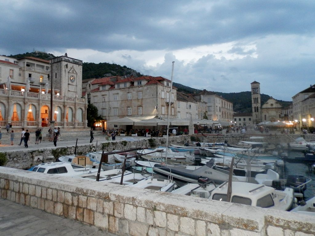 Stari Grad, isla de Hvar, Croacia