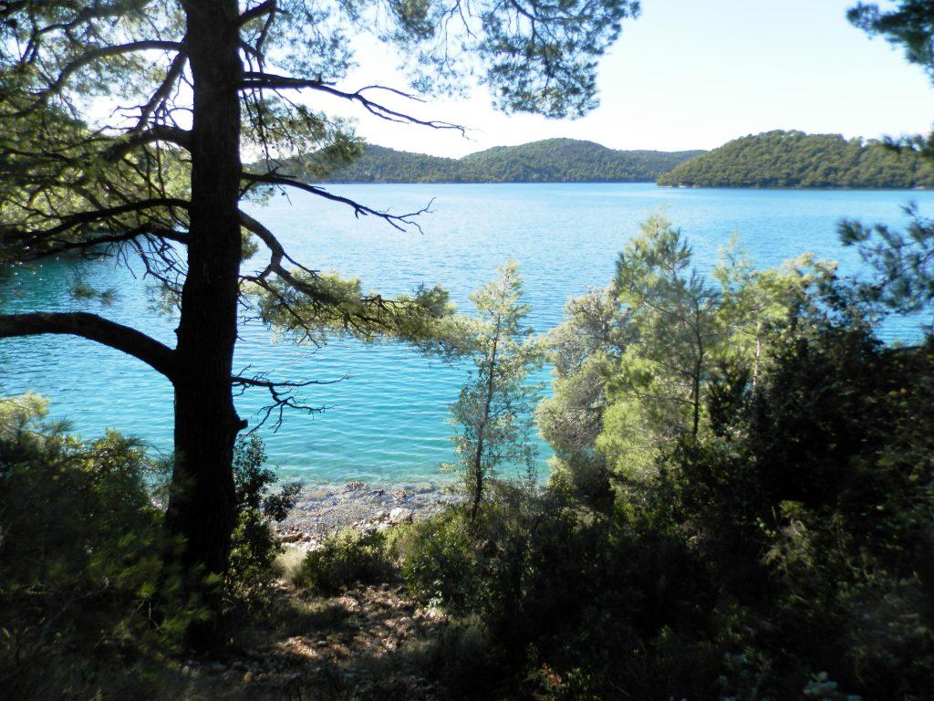 Parque Nacional de Mljet, Croacia