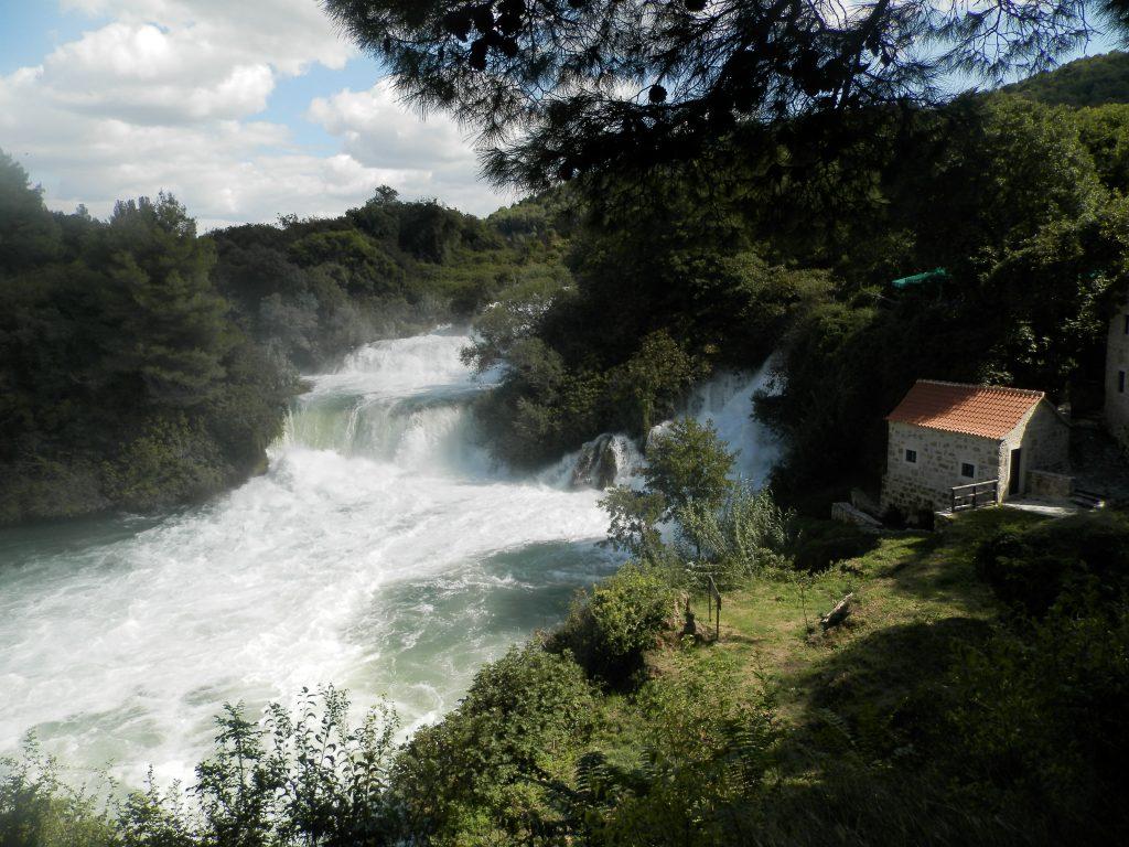 Parque Nacional de Krka, Croacia