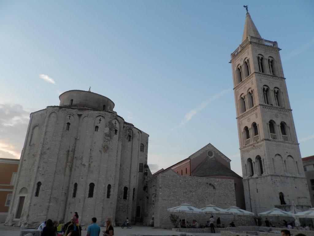 Iglesia de San Donato, Zadar, Croacia