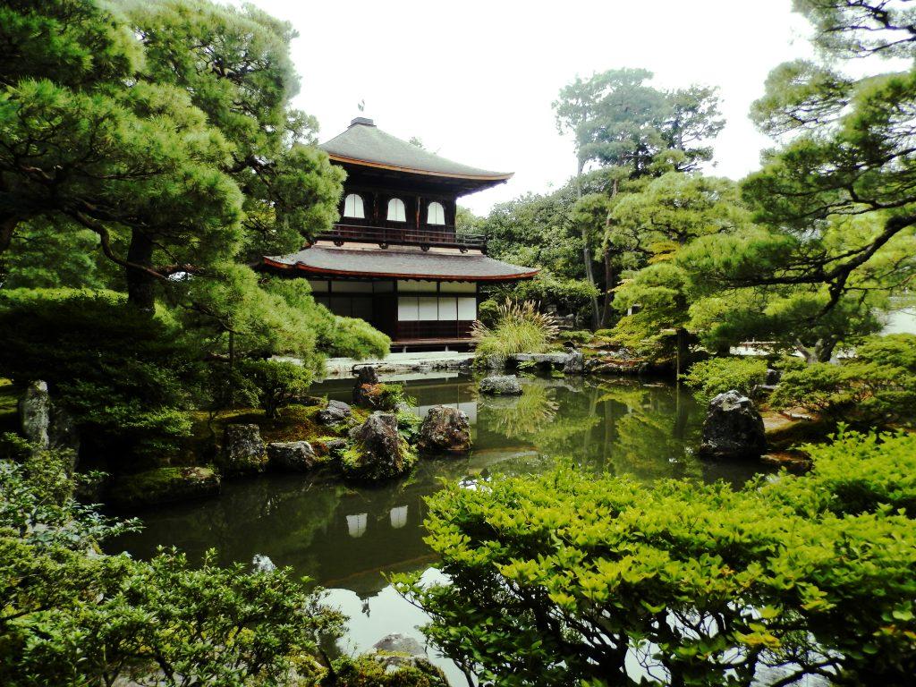 Japón, Templo Ginkaku-ji en Kyoto