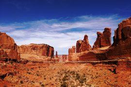 EEUU, Parques Nacionales del Oeste en 24 días