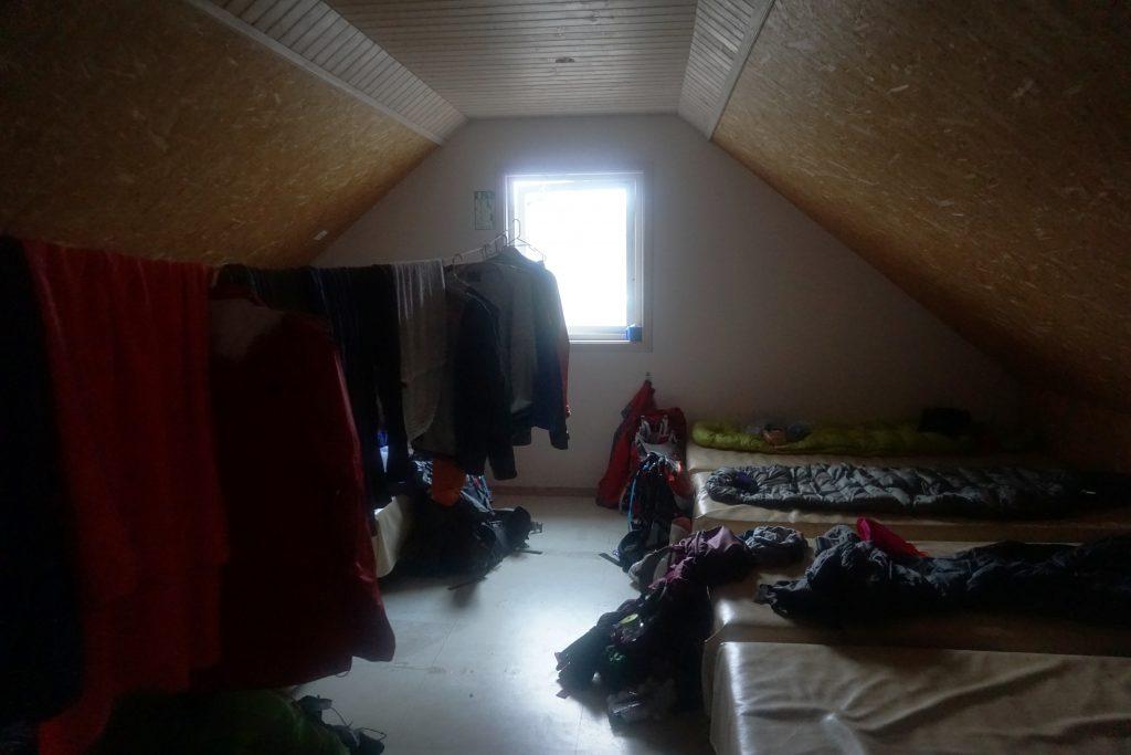 Refugio Aftavatn