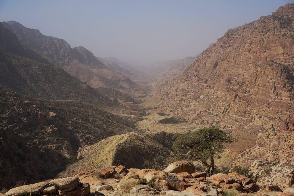 Wadi Dana Reserva de Dana