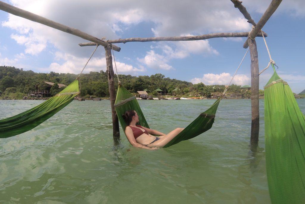 Mad Monkey Beach, Koh Rong Samloem, Camboya