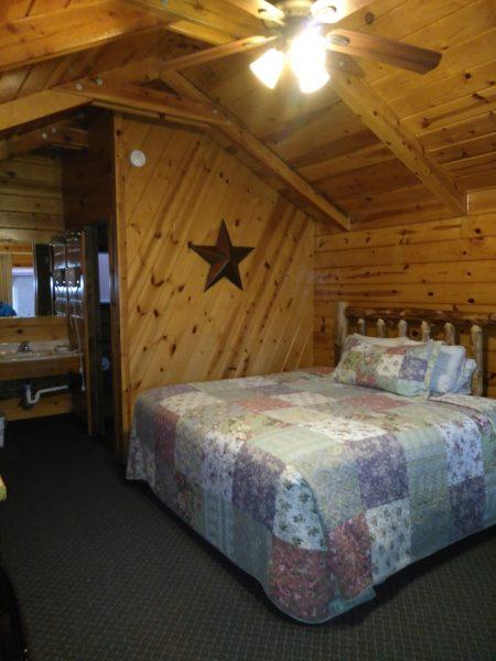 EEUU Oeste Cabaña en Bryce