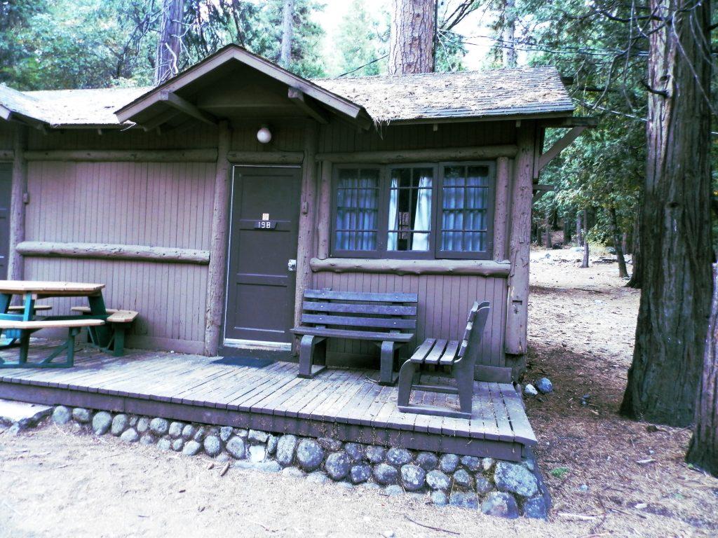 EEUU Oeste Cabaña Yosemite