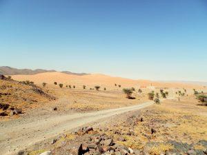 Marruecos Carreteras del Desierto